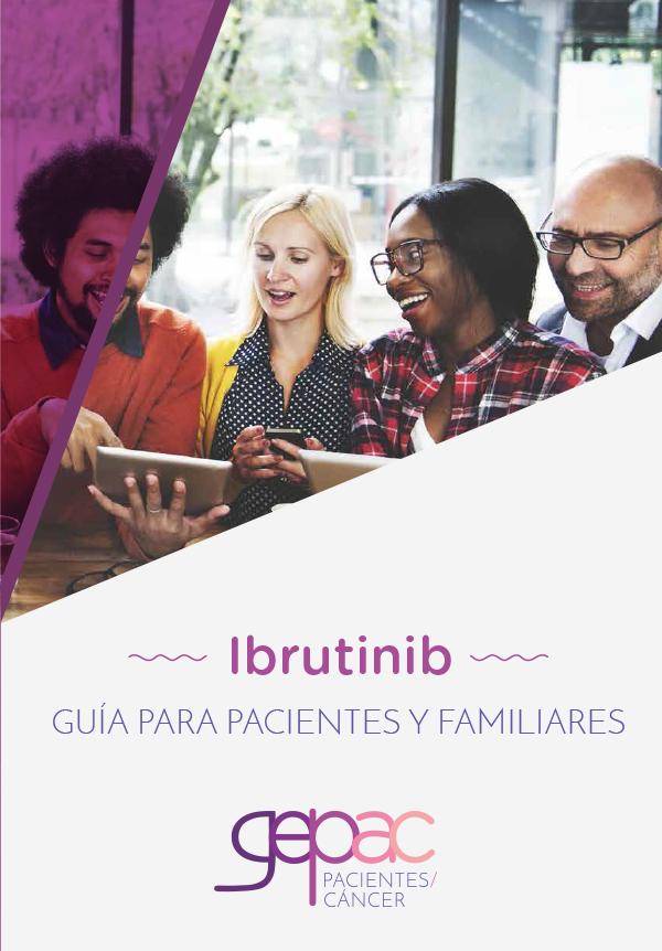 Guía sobre el Ibrutinib