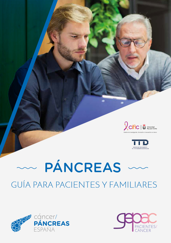 Guía de Cáncer de páncreas para pacientes y familiares