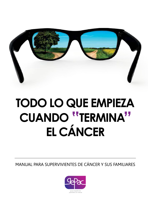 Todo lo que empieza cuando termina el cáncer