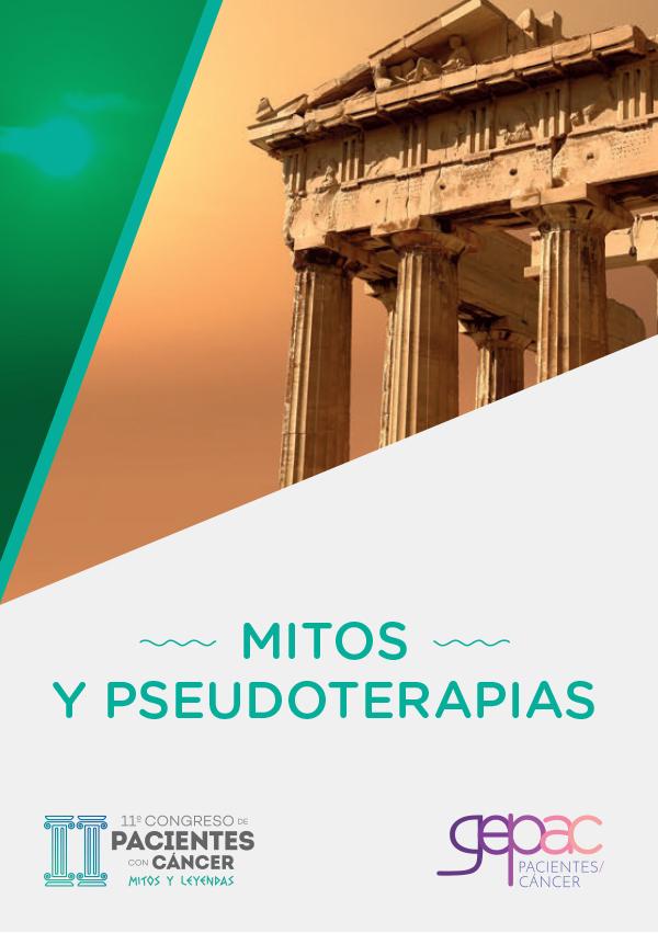 Mitos y pseudoterapias