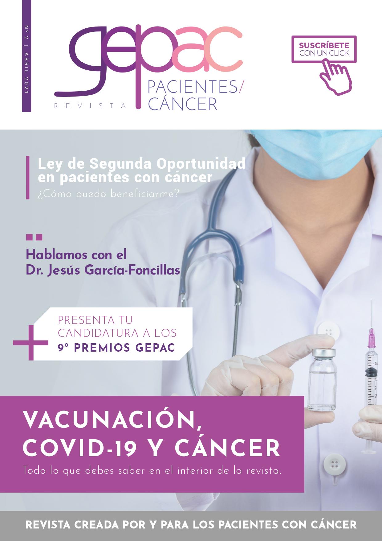 2ª Edición Revista GEPAC