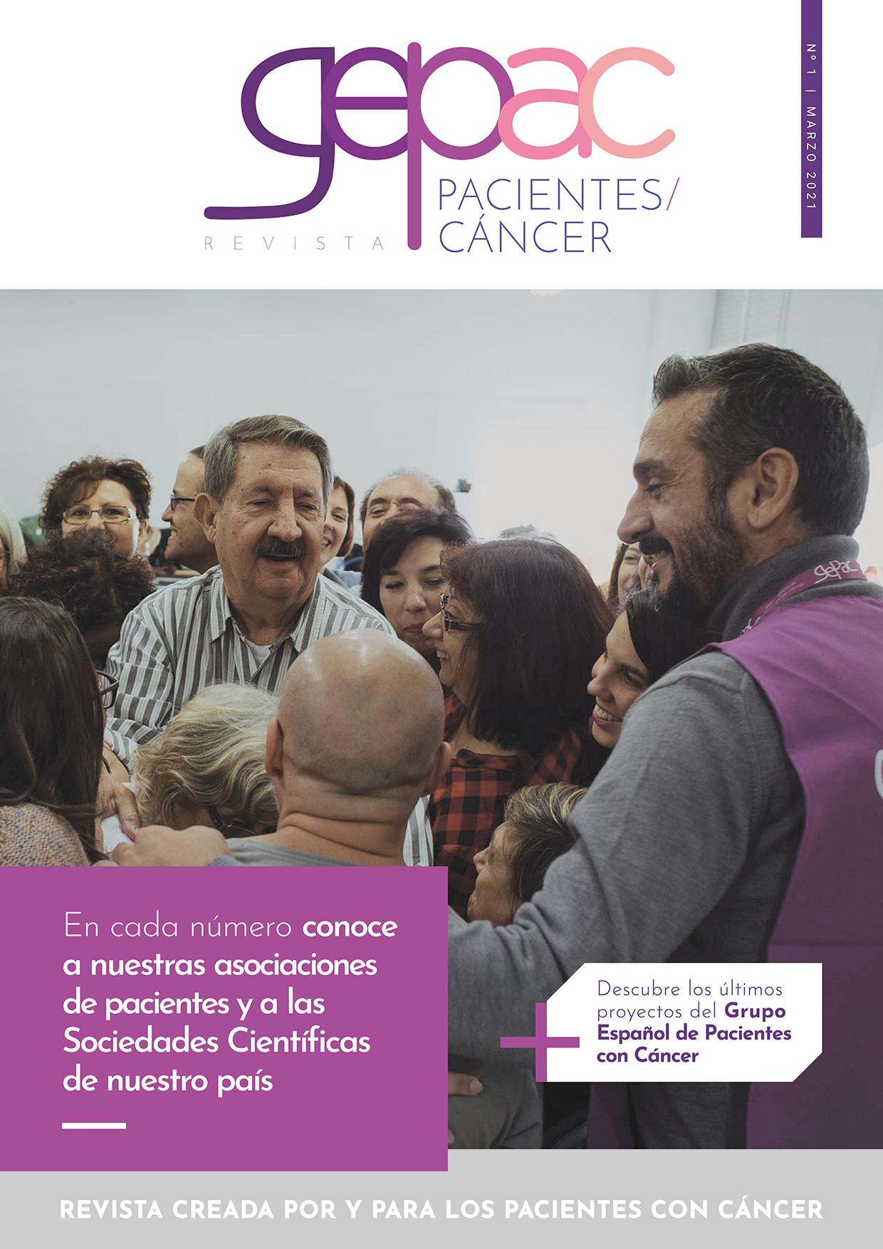 1ª Edición Revista GEPAC