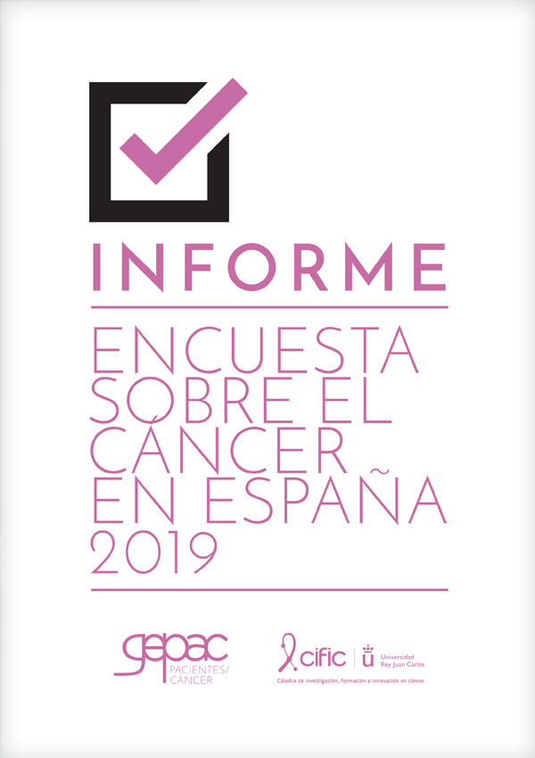 Encuesta sobre el cáncer en España 2019