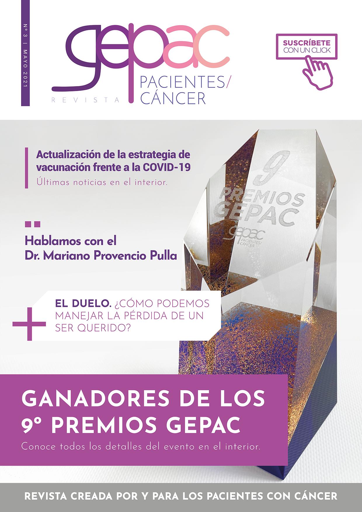 3ª Edición Revista GEPAC